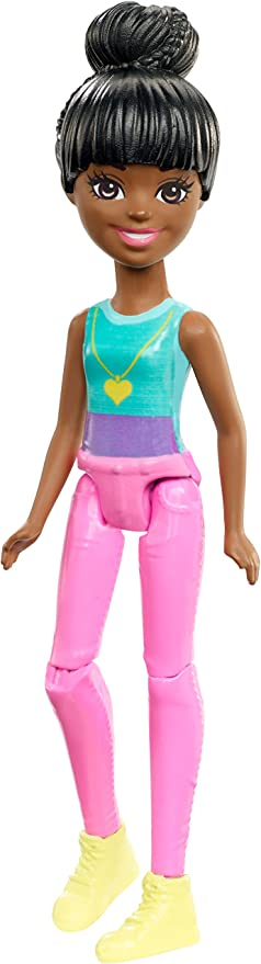 Barbie Mini Deluxe Doll On The Go