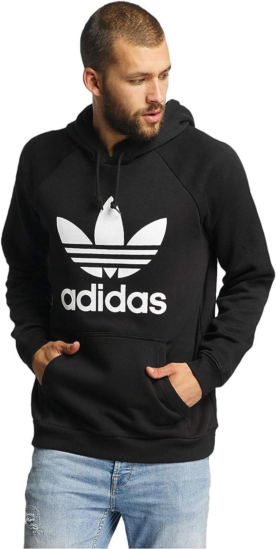 adidas Br4852 Sweat Shirt à Capuche Homme