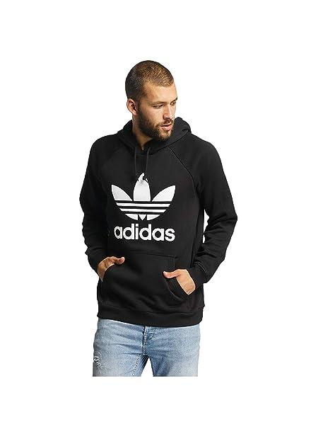 Adidas Trefoil HDE, Felpa con Cappuccio Uomo