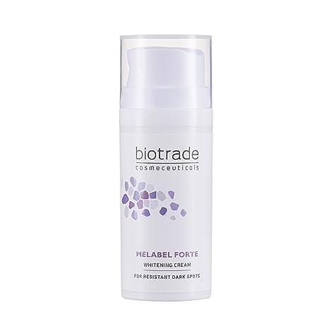 melabel Blanqueamiento Forte Crema para la cara 30 ml, con Kojic ácido y phytic y
