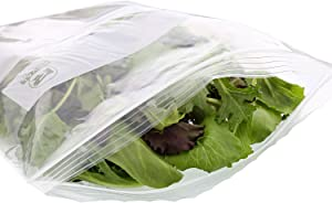 Royal Double Zipper Gallon Bags, 10.5 Inch x 11 Inch, Package of 250