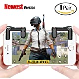 Amazon Price History for:Mobile Game Controller(Newest Version), FengNiao Sensitive Shoot and Aim Buttons L1R1 for PUBG/Knives Out/Rules of Survival, PUBG Mobile Game Joystick, Cell Phone Game Controller for Android IOS1 Pair