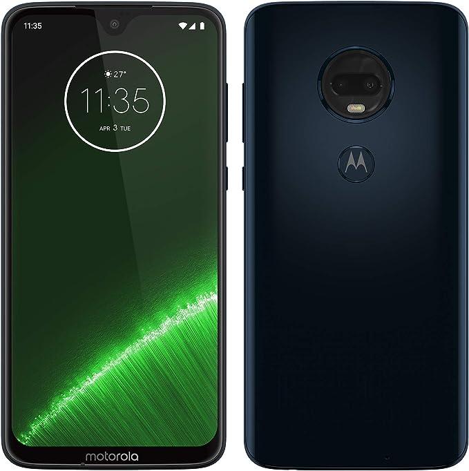 Motorola Moto G7 Plus - Smartphone Android 9, Pantalla 6.2 FHD+ ...