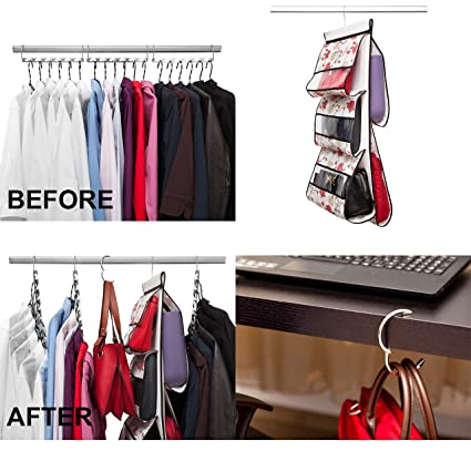Perfect Closet Organization Set   Includes   Space Saving Hangers For Clothes (set  Of 3)