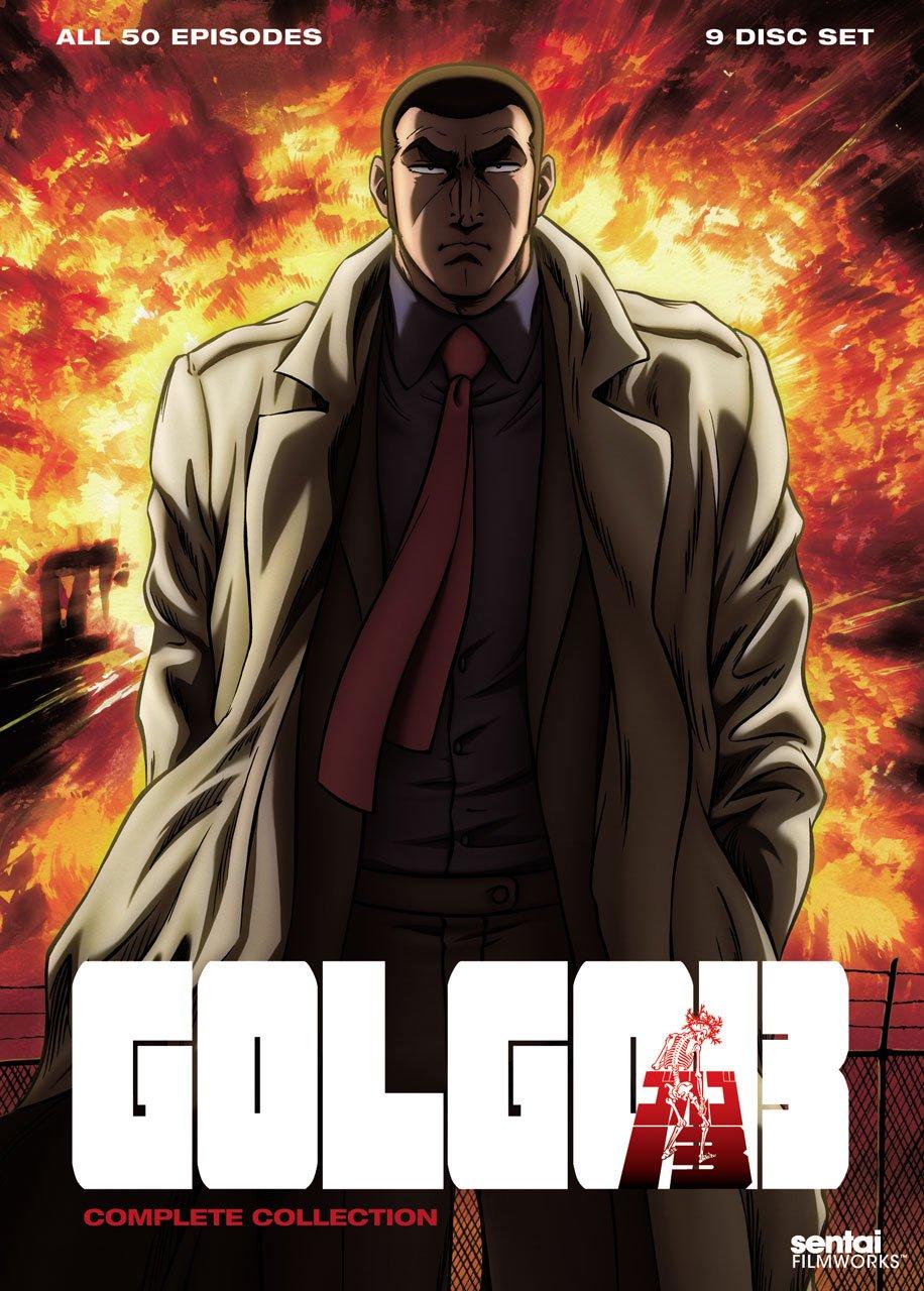 Golgo 13: Complete Collection [Reino Unido] [DVD]: Amazon.es: Cine y Series TV