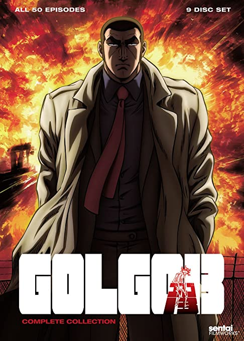 Amazon.com: Golgo 13: Complete Collection: David Wald, Chris ...