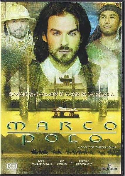 Marco Polo [DVD]: Amazon.es: Varios: Cine y Series TV