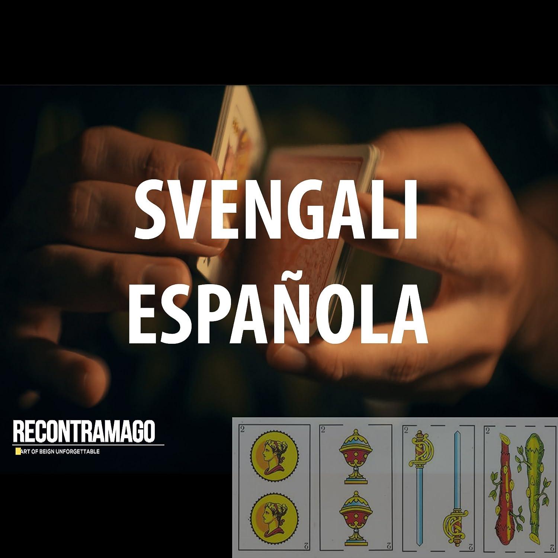 Trucos de Magia - Única Baraja Española Svengali en Caja ...