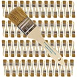 Pro Grade - Chip Paint Brushes - 96 Ea 1.5 Inch Chip Paint Brush