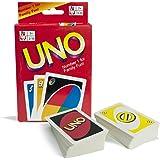 Mattel UNO - Jeu de cartes