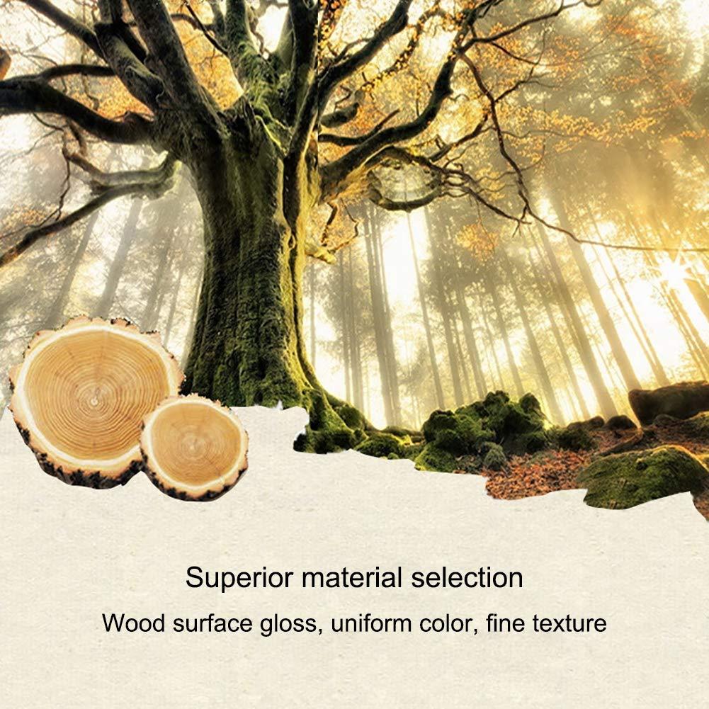 2 piezas cojín de asiento de madera con cuentas de verano cómodo y transpirable y portátil ,Lightbrown multicolor opcional Cojín de asiento de automóvil Bodhi