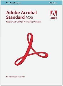 Adobe Acrobat Standard 2020 [PC Online code]