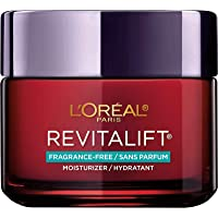 L'Oreal Paris Skincare Revitalift Triple Power Fragrance-Free Face Moisturizer with Pro Retinol, Hyaluronic Acid…