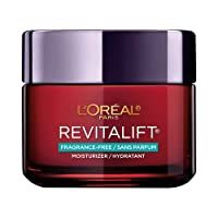 Anti-Aging Face Moisturizer, L'Oreal Paris Skin Care, Revitalift Triple Power Fragrance...