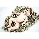 Bebê Reborn Menina, Realista,