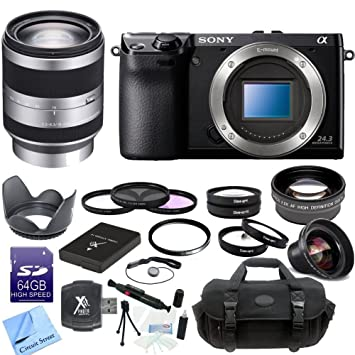 Sony NEX-5R Digital Camera SEL18200 Lens Drivers Windows XP