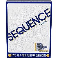 Goliath CAA8002 Sequence Board Game, 26.5 x 20.5 x 5.6cm