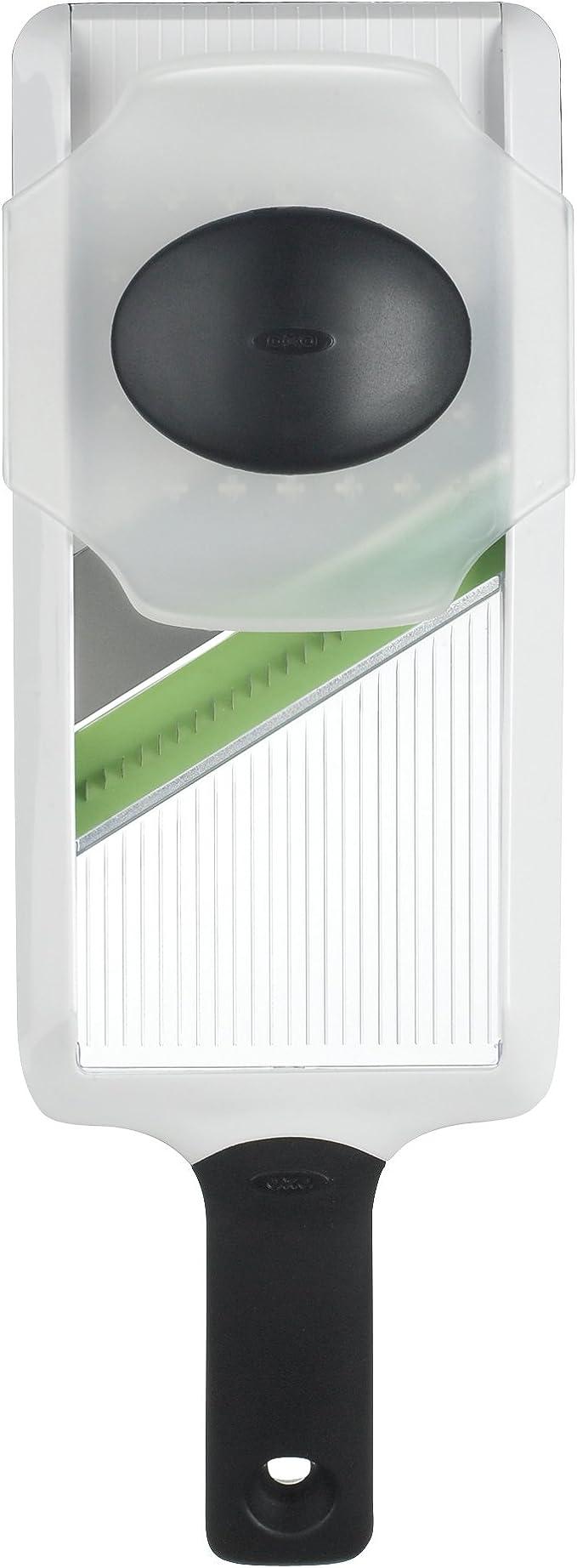 Bianco Plastica OXO Mandolina per Julienne