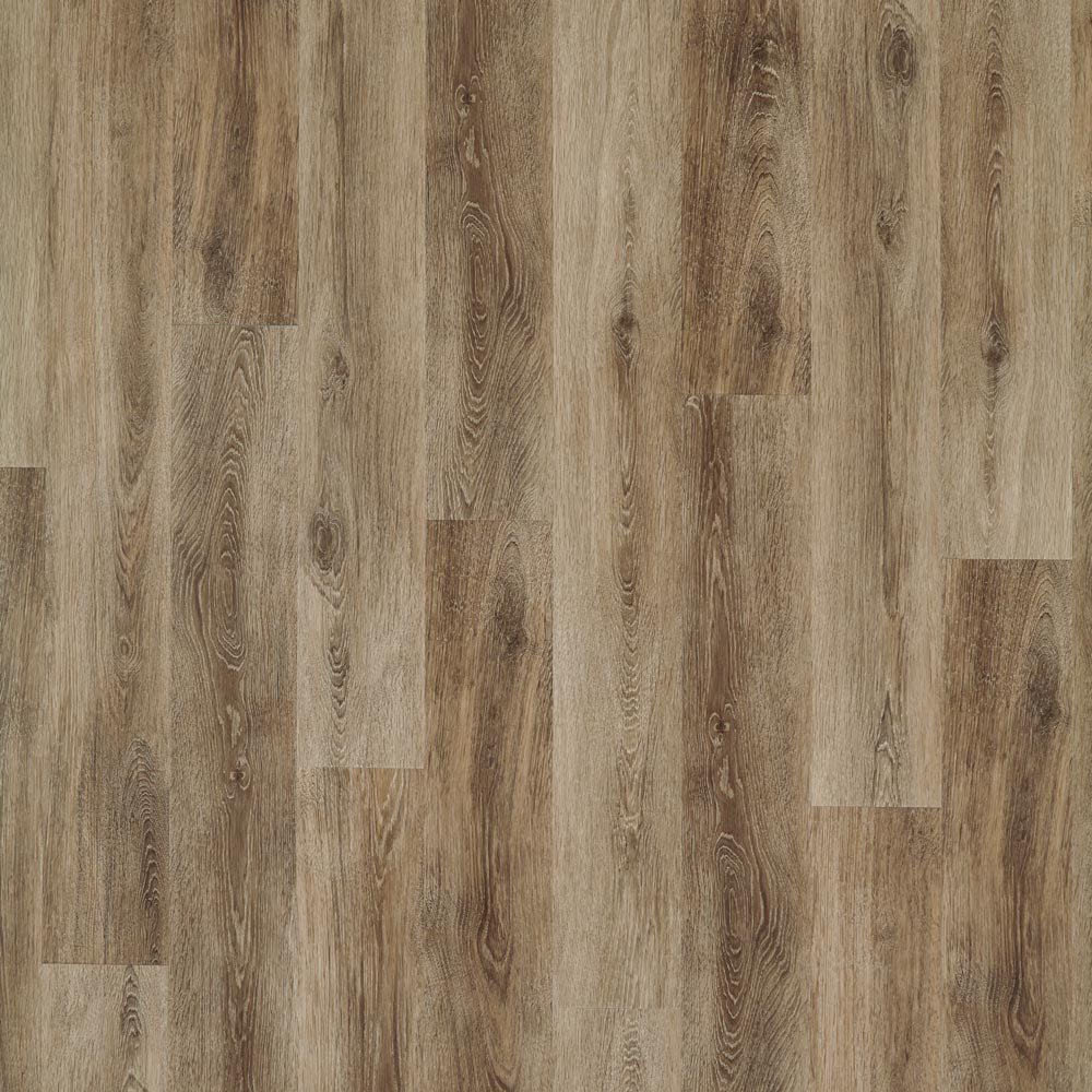 Mannington Hardware ALP662 Adura Glue Down Distinctive Collection Luxury Margate Oak Vinyl Plank Flooring, Harbor