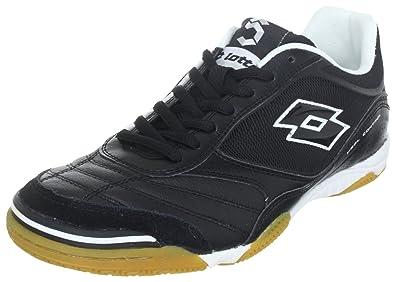 ea07c597cba6 Lotto Sport FUTSAL PRO IV ID Sports Shoes - Football Mens Black Schwarz  (BLACK/