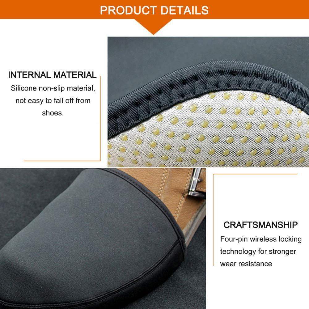 Festnight Moto Shifter Chaussures Protecteur Bottes Antid/érapantes Antid/érapantes Couverture Vitesse Shifter Bottes /& Chaussures Protecteur Accessoires