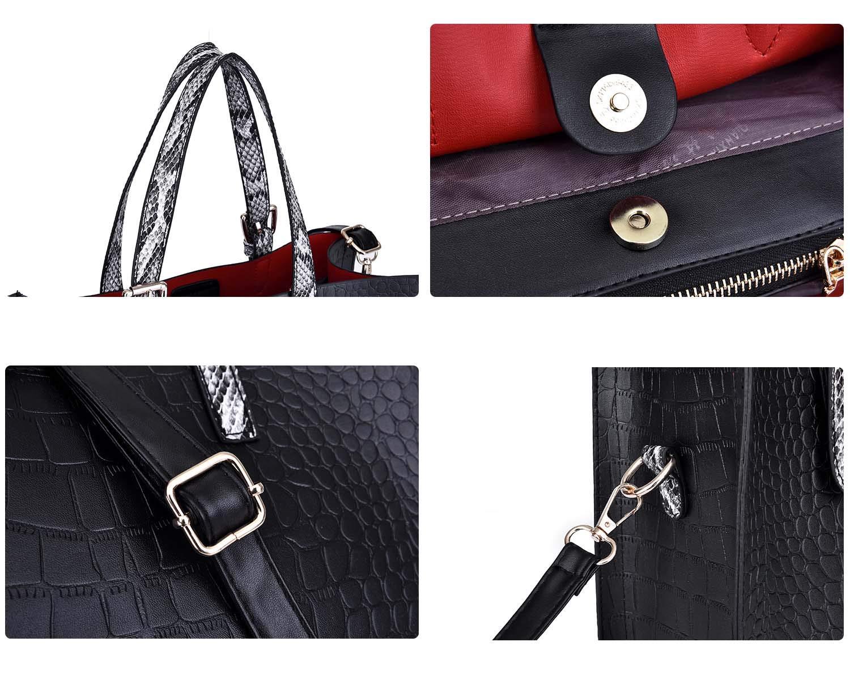 BAG Goddess Shoulder Messenger Crocodile Personality Wild Trend Pack Shoulder Messenger Cross BodyShoulder Handbag