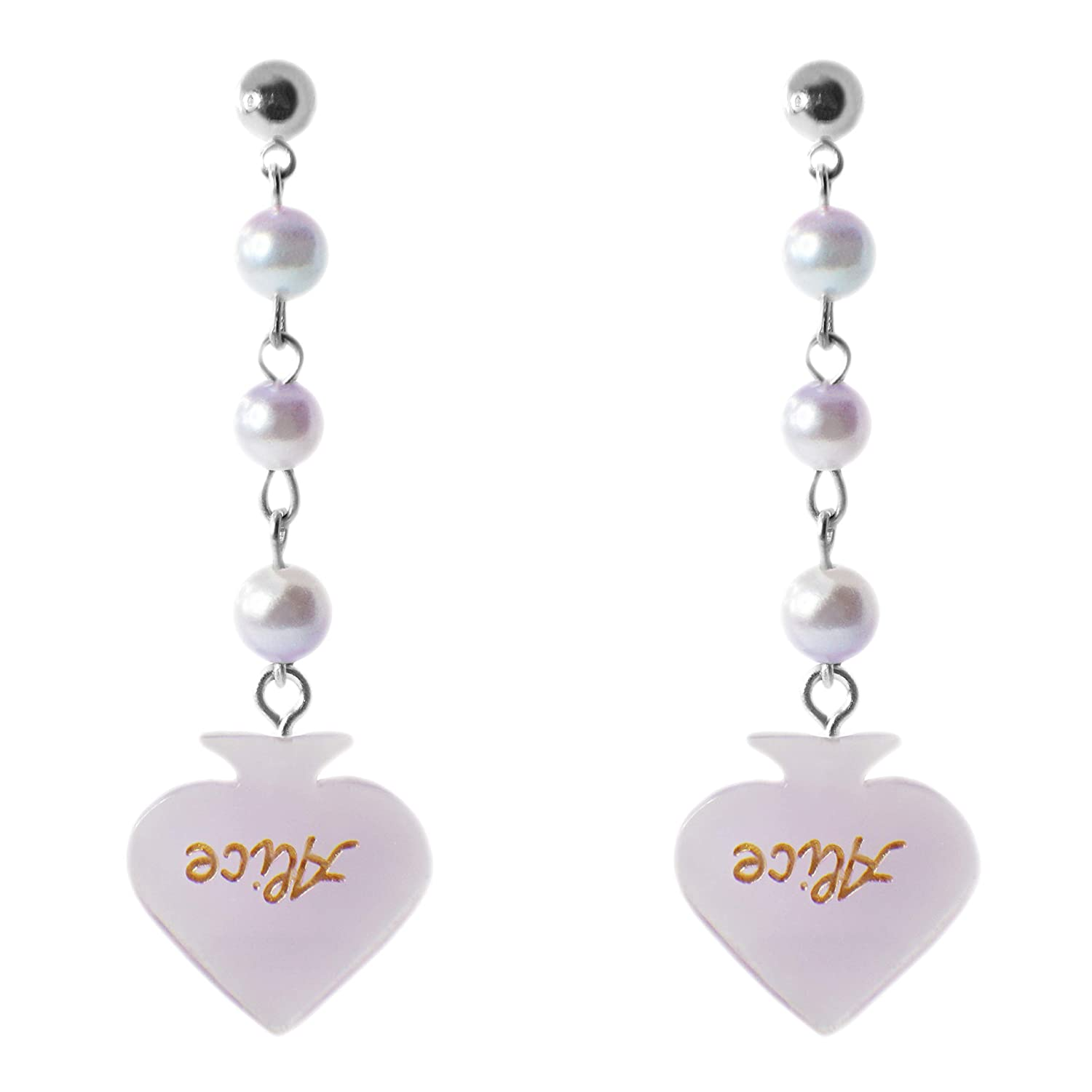 CUTIFICIAL Alice Pearl Earrings For Women and Girls Clip-on Exchange Available