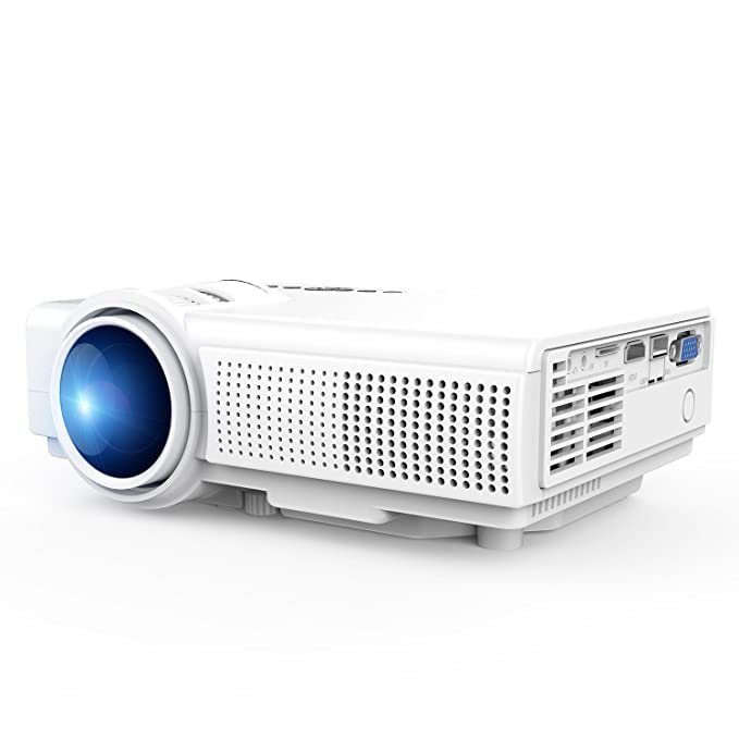 Videoprojecteur, tenker Q5 Portátil Proyector 1080p Multimedia ...