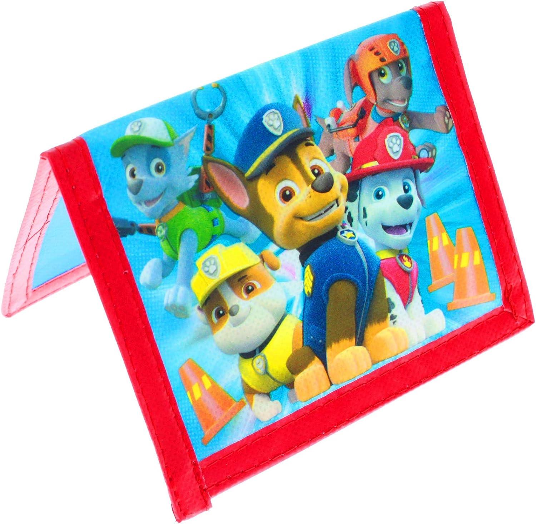 Amazon Com Nick Jr Paw Patrol Bifold Wallet Toys Games