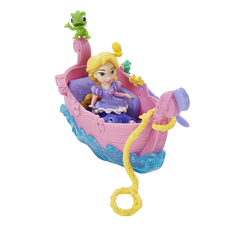 Disney Princess Little Kingdom Rapunzels Floating Dreams Boat Hasbro B5340000