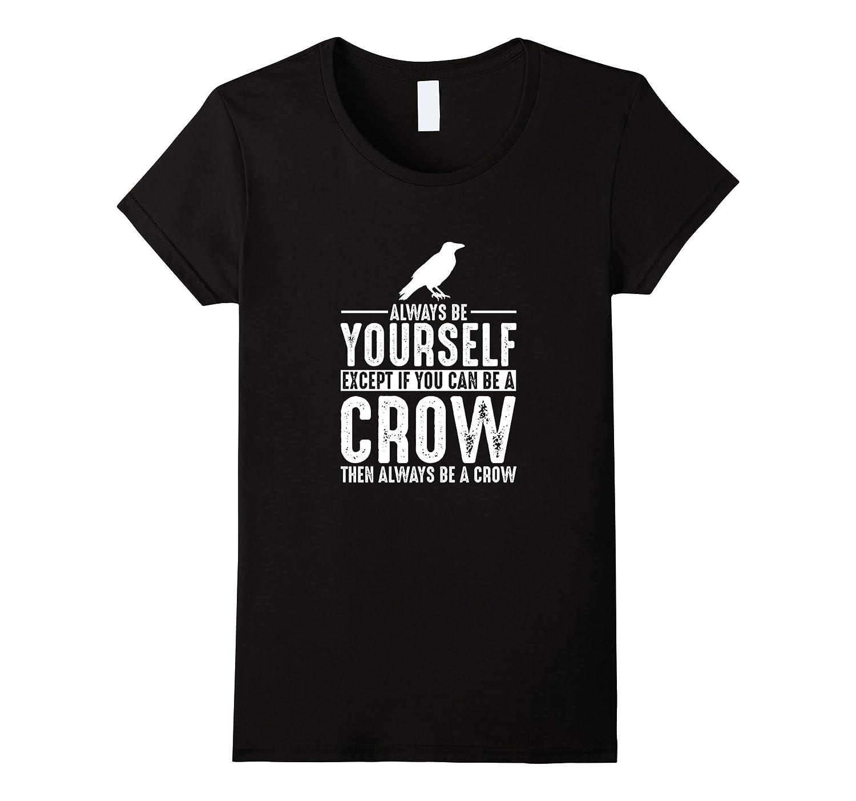 Always Yourself Except T Shirt Black-Awarplus