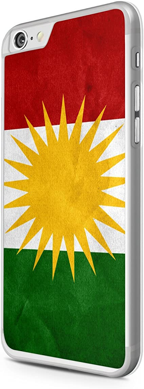 Kurdistan iPhone 6 coque de protection motif drapeau kurde: Amazon ...
