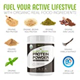 Pure Food: Plant Based Protein Powder with