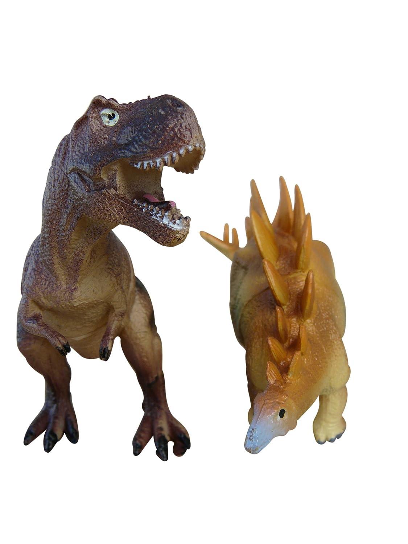 Spielzeug-Dinosaurier, A167, T-Rex Dino-Figur, Kinder-Spielzeug, Geschenk-idee für Jungen und Mädchen für Weihnachten und zum Geburtstag, Geburtstags-Geschenk Ikumaal GmbH