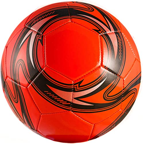 Western Star Official Match Game Soccer Ball Size 5 with Pump Official Size and Weight Indoor and Outdoor Training Ball