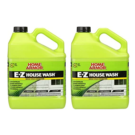Amazon Mold Armor FG503 E Z House Wash 1 Gallon Home Improvement