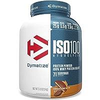Deals on Dymatize ISO 100 Whey Protein Powder 5 Pound