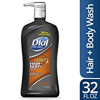 Deals on Dial for Men Hair + Body Wash Ultimate Clean 32Oz
