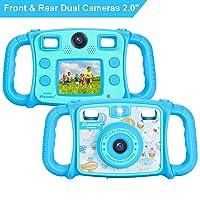 Prograce Kids Camera Dual Selfie Camera 1080P Deals
