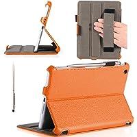 "i-BLASON Book Shell 7.9"" Folio Case Naranja - Fundas para Tablets (Folio, Apple, iPad Mini with Retina Display, 20.1 cm (7.9""), Naranja)"