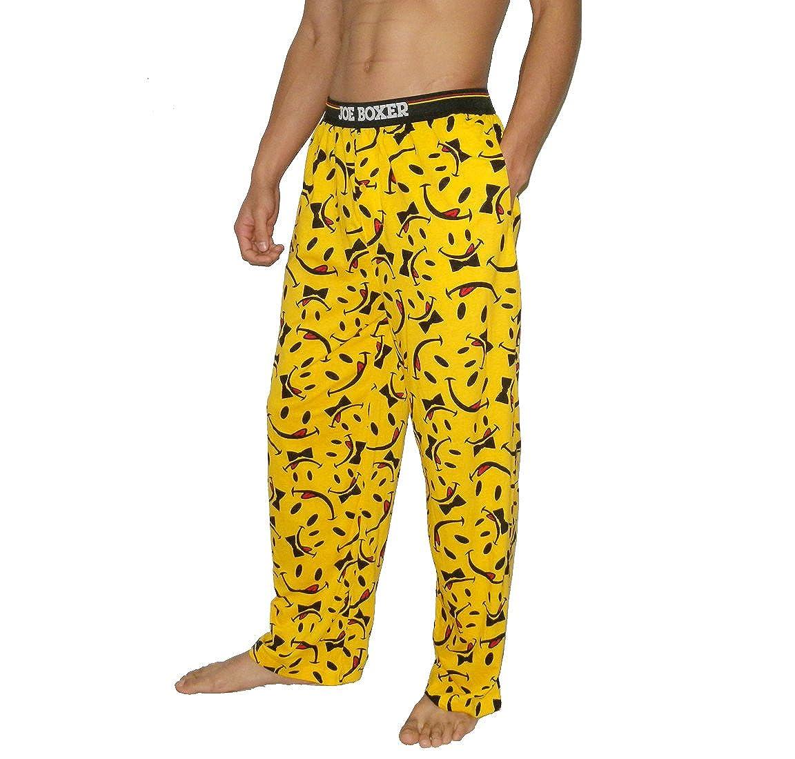 Mens Joe Boxer Casual Sleepwear / Pajama Pants - Yellow (Size: XL ...