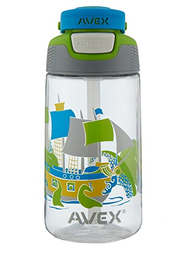 AVEX Kid's Auto Seal Freeride Water Bottle Review