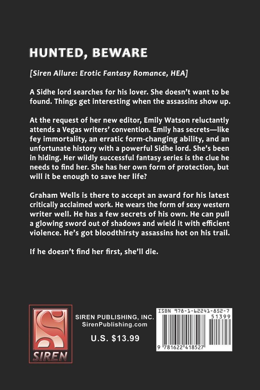 Hunted, Beware [ShadowSword] (Siren Publishing Allure)