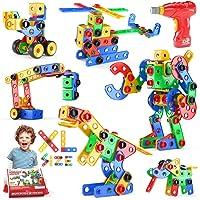 Deals on Jasonwell STEM Toys Building Blocks 152+PCS