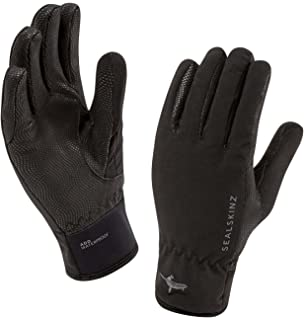 SEALSKINZ 100 Percent Waterproof Womens Glove - Windproof and Breathable -  Suitable for All Activities… 3531d47ea88f