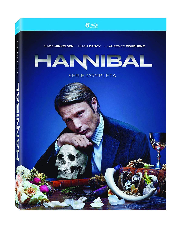 Hannibal - Temporada 1-3 Serie Completa - 6 BDs Blu-ray: Amazon.es ...