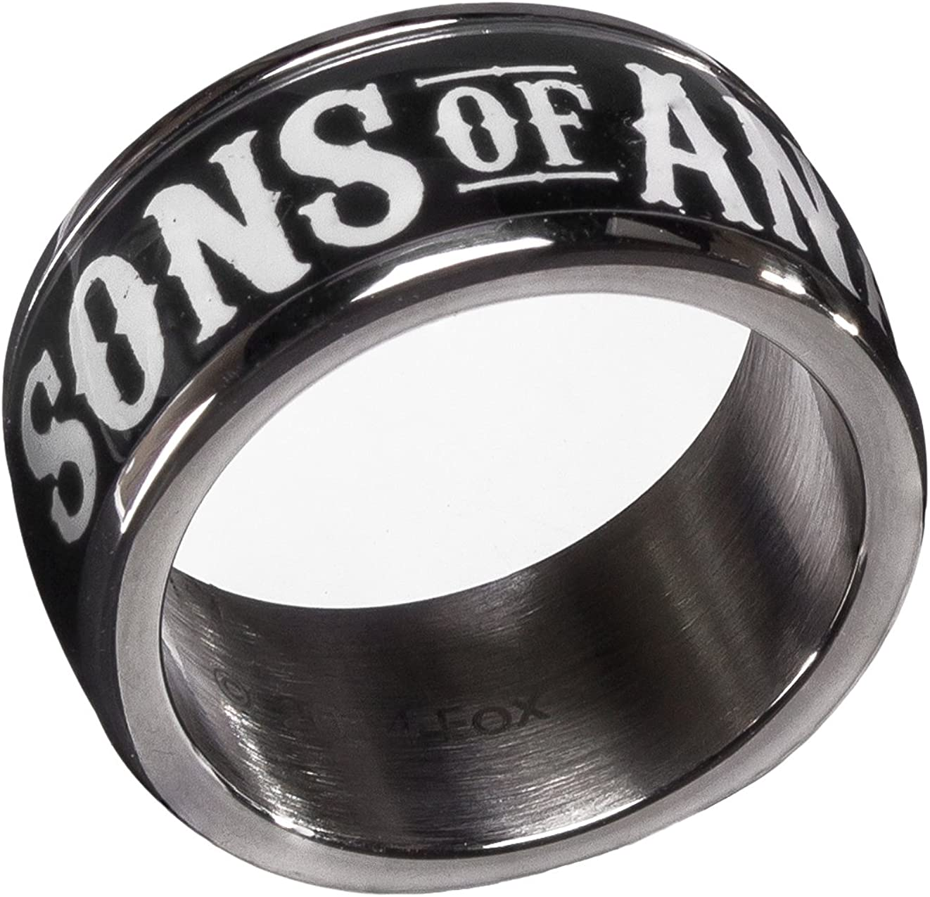 Sons of Anarchy SAMCRO Stainless Steel Ring