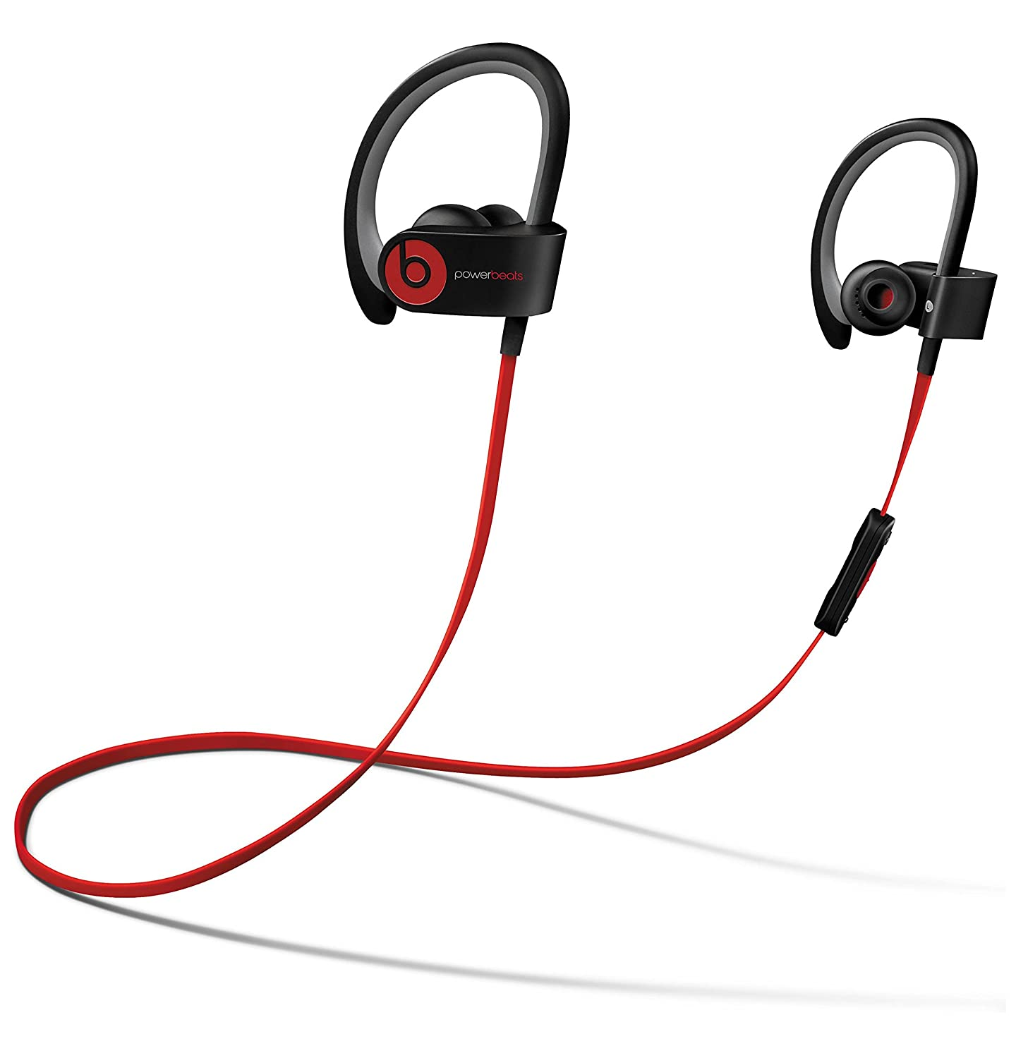 ad0549fd167 Amazon.com: Beats by Dr dre Powerbeats2 Wireless In-Ear Bluetooth Headphone  with Mic - Black (Renewed): Home Audio & Theater