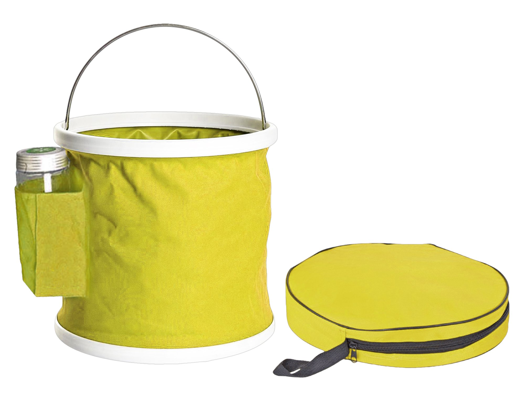 Five Oceans Folding Collapsible Water Bucket for Boat/Caravan/RV FO-3115