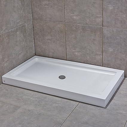 Woodbridge Sbr6030 Acrylic Shower Base 60 W X 30 D X 3 5 H